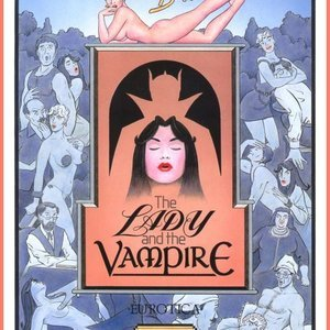 Eurotica Comics The Lady and the Vampire gallery image-002