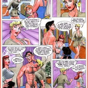 Eurotica Comics The Lady and the Vampire gallery image-005