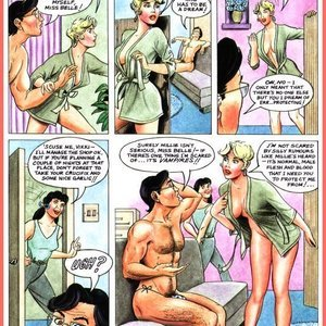 Eurotica Comics The Lady and the Vampire gallery image-006