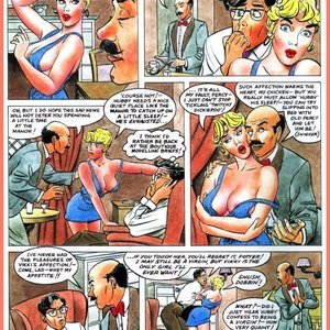 Eurotica Comics The Lady and the Vampire gallery image-012