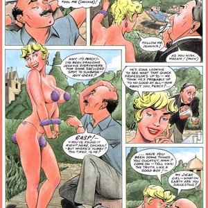 Eurotica Comics The Lady and the Vampire gallery image-017