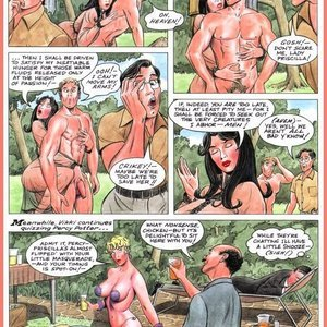 Eurotica Comics The Lady and the Vampire gallery image-022