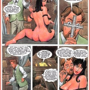 Eurotica Comics The Lady and the Vampire gallery image-027