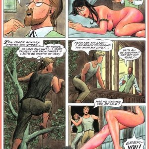 Eurotica Comics The Lady and the Vampire gallery image-028