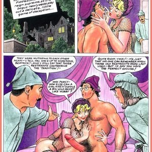 Eurotica Comics The Lady and the Vampire gallery image-034
