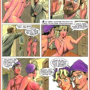 Eurotica Comics The Lady and the Vampire gallery image-040