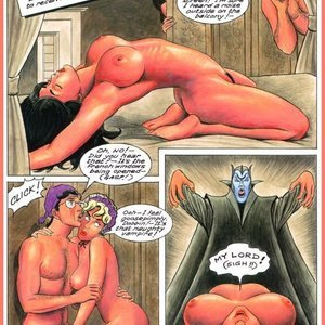 Eurotica Comics The Lady and the Vampire gallery image-041