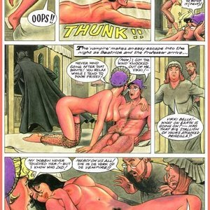 Eurotica Comics The Lady and the Vampire gallery image-044