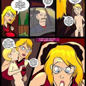 Erotic Adventures of Jennifer Rose Everfire Comics