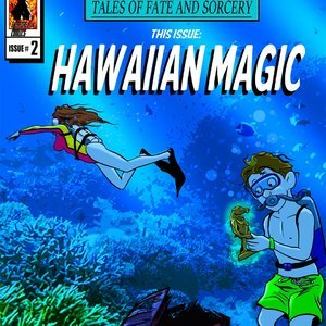 Hawaiian Magic Everfire Comics