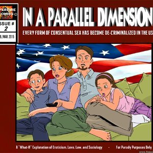 In a Parallel Dimension – Issue 2 Everfire Comics