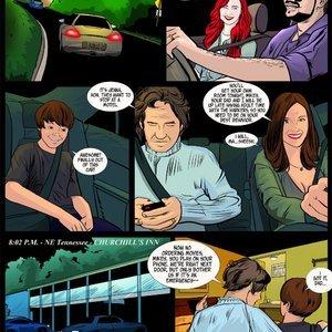 Motel Mix-Up Everfire Comics