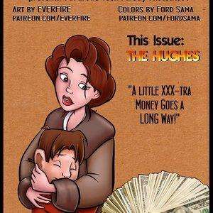 Photoshoot 1 Annie Hughes Everfire Comics
