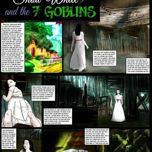 Snow White and the 7 GOBLINS Everfire Comics
