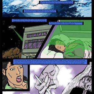 Star Flung Everfire Comics