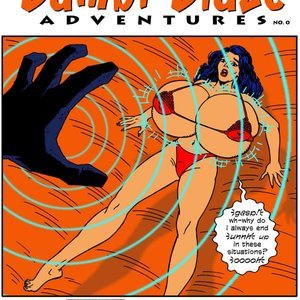 Bambi Blaze Adventures Expansion Comics