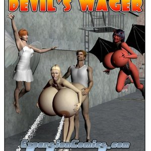 Devils Wager (Expansion Comics) thumbnail