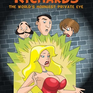 Dick Richards Private Eye – Issue 1 (Expansion Comics) thumbnail