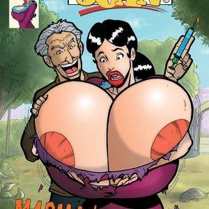 Miss Joan – Madman Strikes Expansion Comics