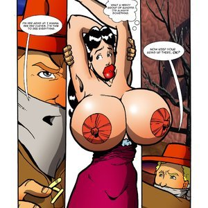 Expansion Comics Series - Issue 2 gallery image-015