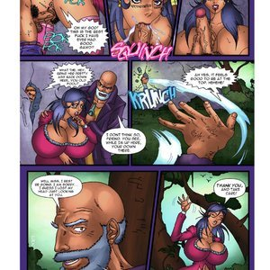 Expansion Comics Series - Issue 2 gallery image-040