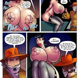 Expansion Comics Series - Issue 3 gallery image-002