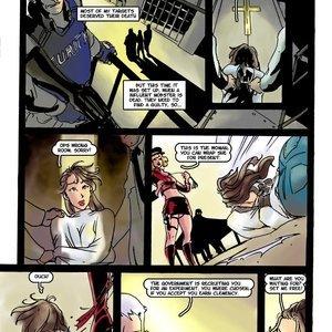 Weapon Women Expansion Comics