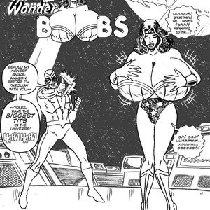 Wonder Boobs 1 Expansion Comics
