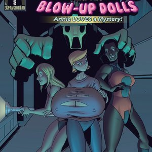 Annie and the Blow Up Dolls – Issue 1 Expansionfan Comics