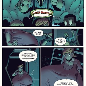 Expansionfan Comics Annie and the Blow Up Dolls - Issue 1 gallery image-010