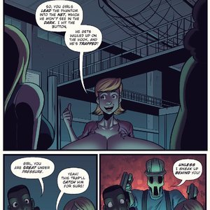 Expansionfan Comics Annie and the Blow Up Dolls - Issue 1 gallery image-013