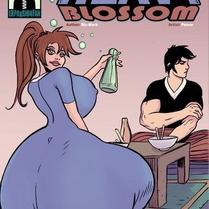 Bottom Heavy Blossom – Issue 2 Expansionfan Comics