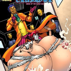 Cleavage Crusader 6 Expansionfan Comics