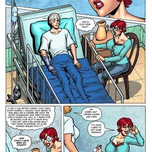 Expansionfan Comics Cleavage Crusader 6 gallery image-003
