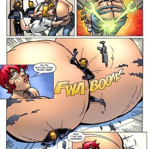 Expansionfan Comics Cleavage Crusader 6 gallery image-010