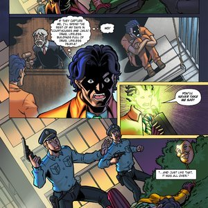 Expansionfan Comics Cleavage Crusader 6 gallery image-015