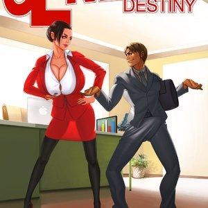 Genetic Destiny Expansionfan Comics