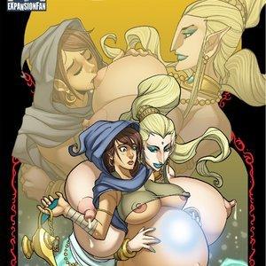 Genie Milk – Issue 1 Expansionfan Comics