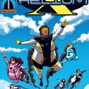 Helium X Expansionfan Comics
