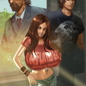Inflated Ego – Issue 1 Expansionfan Comics