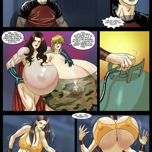 Expansionfan Comics Inflated Ego - Issue 5 gallery image-014