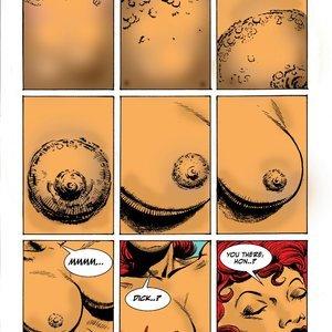 Jizzella Expansionfan Comics