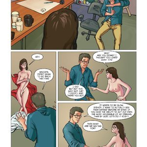 Expansionfan Comics Meta Fiction Love Story gallery image-008