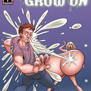 Milk to Grow On – Issue 2 Expansionfan Comics