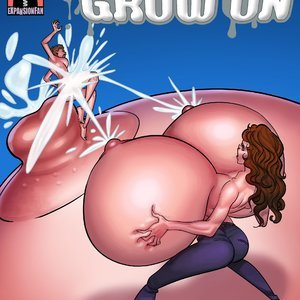 Milk to Grow On – Issue 3 Expansionfan Comics