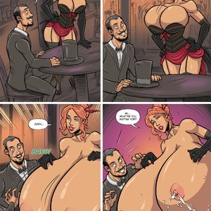 Expansionfan Comics Milk to Grow On - Issue 3 gallery image-020