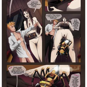 Expansionfan Comics Night Haven - Issue 1 gallery image-011