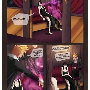 Expansionfan Comics Night Haven - Issue 1 gallery image-013
