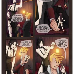 Expansionfan Comics Night Haven - Issue 1 gallery image-015