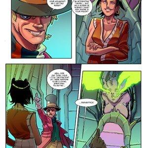 Expansionfan Comics Professor When gallery image-012